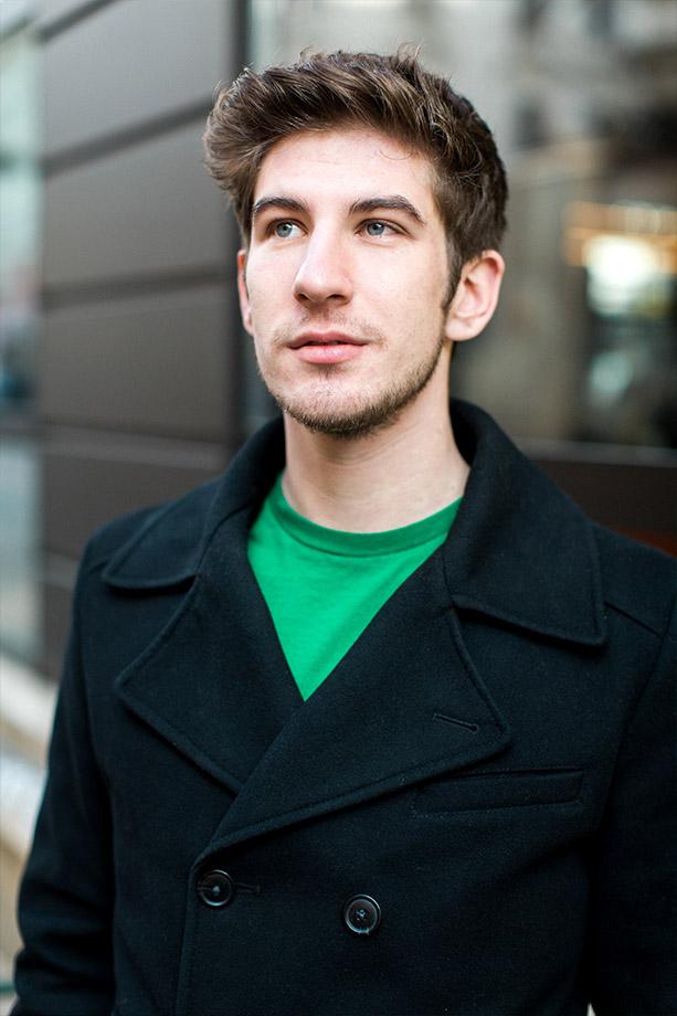 Marc Hainzer Unterricht in Tenorsaxophon